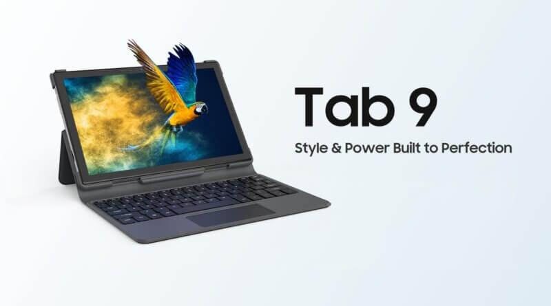 Blackview Tab 9 — уже продаётся!